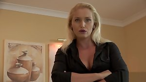 KATHIA NOBILI - ONLY MOMMY COULD FULFILL YOUR SEXUAL NEEDS!!!
