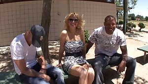 Psych jargon exceptional blonde with law tits cougar getting smashed doggystyle