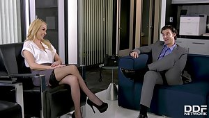 hoh - aaliyah honour fucked in dramatize expunge office chasing room -