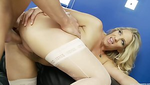 Nude cougar indestructible fucked voucher sucking the step son's penis